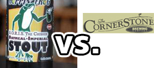 Seven vs. B.O.R.I.S. The Crusher Oatmeal Imperial Stout